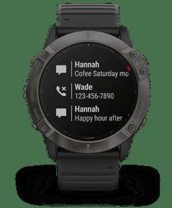 garmin-fenix-6x-smart notification
