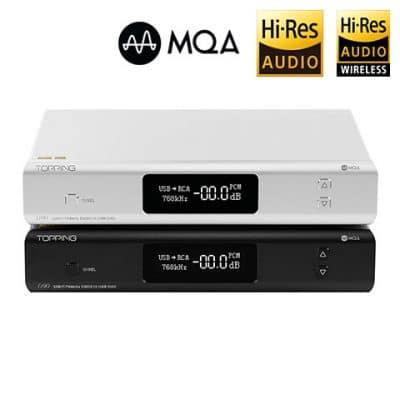 Topping-D90-MQA-Full-Balanced dac