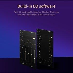 shanling built in EQ